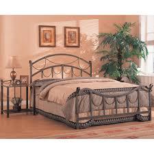 iron bedroom furniture. Coaster Furniture 300021q Whittier Queen Iron Bed In Antique Brass Bedroom
