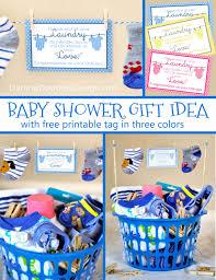 laundry gift idea