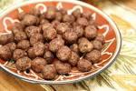 Брусничный соус к фрикаделькам рецепт