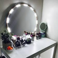 Light Up Makeup Vanity Led Mirror Light Kit Vanity Mirror Light Lighted Cosmetic