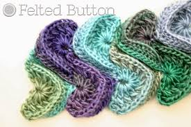 Mermaid Blanket Crochet Pattern Interesting Felted Button Colorful Crochet Patterns Do You Want To Be A Mermaid