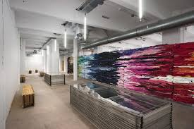 amazing office interiors. amazing office interior design by recycled materials interiors t