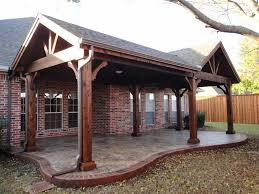 Innovation Covered Patio Designs Plans Gable Covers Gallery Highest Quality Waterproof In On Decorating Ideas