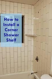 tile shower shelves.  Shelves Inside Tile Shower Shelves N