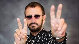 Sir Ringo Starr schließt Exklusiv ...