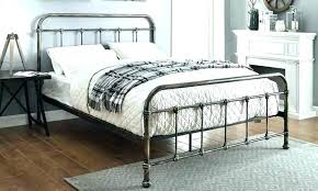 Mission Style Bed Frame King Size Plans Craftsman Headboard ...