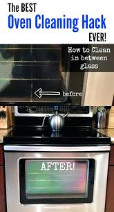 clean inside glass frigidaire oven door the best cleaning ever wildly charmed how to in