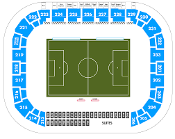 Ny Red Bulls Arena Seating Chart Concessions New York Red Bulls