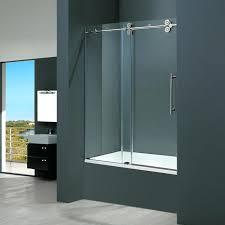 bathtub with door bath