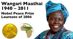 Image result for nobel peace 2004