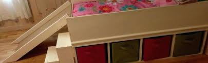 toddler bed diy toddler bed toddler bed with small slide and toy storage toddler rooms diy