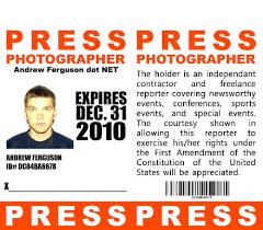 Press pass Graphics Vaquero El Team