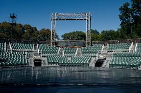 Delacorte Theater Seating Chart Central Park A Restoration For Shakespeares Home In Central Park The