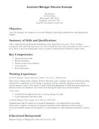Assistant Bank Manager Resume Directory Resume
