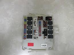 nissan titan armada qx56 pathfinder engine ipdm fusebox fuse box nissan titan armada qx56 pathfinder engine ipdm fusebox fuse box relay module 284b6 ze00c