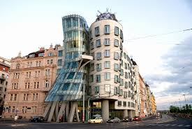Postmodern architecture gehry Contemporary Frank Depositphotos Dancing House Someone Has Built It Before
