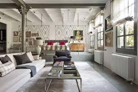 loft industrial furniture. Modern-industrial-loft-isabel-lopez-quesada-01-1- Loft Industrial Furniture L