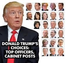 Nixon Administration Cabinet Who Has Trump Picked For His Cabinet So Far