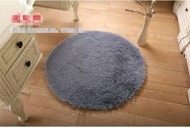fluffy bathroom rugs round bathroom rugs round grey anti skid soft fluffy gy round bath mats round big fluffy bathroom rugs