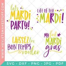 Download your free svg cut file and create your personal diy project with these beautiful quotes or designs. Mardi Gras Svg Files Hey Let S Make Stuff