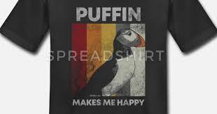 toddler premium t shirtpuffin iceland parrot diver bird north gift