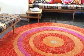 large circle rug a large semi circular rugs