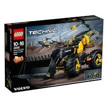 Lego Technic Volvo Concept Wheel Loader Zeux 42081 Target