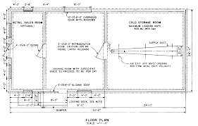 ag 414 2 design of room cooling facilities structural energy floor plan