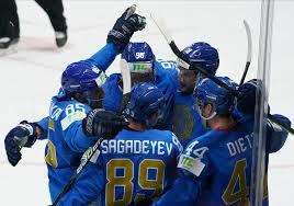 Philip gogulla erinnert sich an sieg 2010. Eishockey Wm 2021 Kasachstan Uberholt Deutschland Mit Sieg Gegen Italien