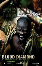 blood diamond movie posters blood diamond poster gallery view large poster