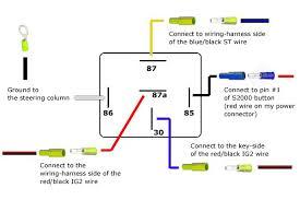 bosch 5 pin relay wiring diagram 30a Relay Wiring Diagram 4 wire relay wiring diagram 30a relay wiring diagram