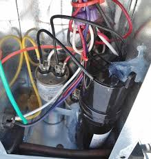 installing hard start capacitor into my rv air conditioner run capacitor location hard start cap installed