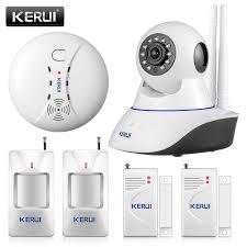 Russia Delivery <b>KERUI Wireless</b> 720P HD <b>WiFi</b> IP camera Webcam ...