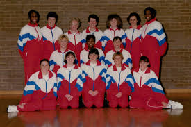 1994/1995 Squad for the Milo Series, New Zealand April 1995 | International  Matches | Our Netball History