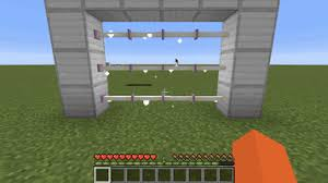 how to make a fence in minecraft. (reddit) Fence Minecraft GIF How To Make A In