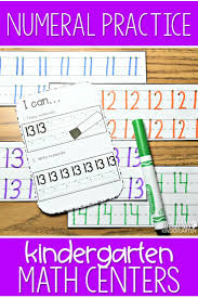 Kindergarten Math Supplement Unit 3