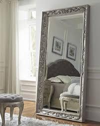 Image Beaded Bella Terra Floor Mirror Neiman Marcus Floor Mirror Decor Neiman Marcus