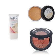 Almay Smart Shade Anti Aging Makeup Light Amazon Com Almay Smart Shade Face Collection Anti Aging