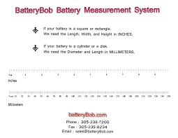 Watch Battery Chart Pdf Watch Battery Measurement Tool For Free Download