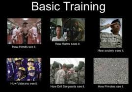 basic training via Relatably.com