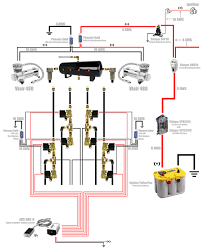 how to complete air ride plumbing wiring s 10 forum the random 4 awg wire going off the side of my diagram was for my stereo