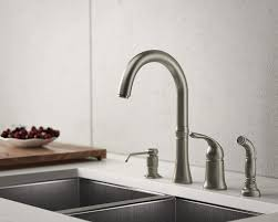 bn kitchen faucet brushed nickel sink drain faucet full size