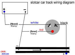 slot car wiring complete wiring diagrams \u2022 Slot Car Ground Wire osr slot cars rh oocities org slot car track wiring diagram parma slot car controller wiring