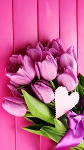 Pink Flower Mobile Wallpaper Hd ...