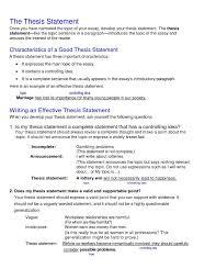Example Of High School Essays Essays Thesis Examples In Persuasive Argument Good College