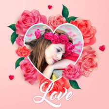 photo mone animated hearts and roses