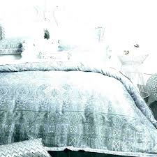 white ruffle king bedding light grey quilt gray cotton sets size