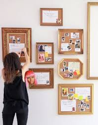 office cork board ideas. DIY An Easy Craft Project To Make A Super Chic Cork Board For Your Dorm Office Ideas P