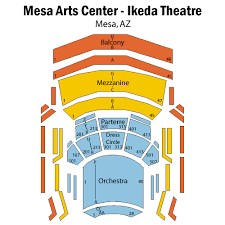 Mesa Ikeda Theater Seating Chart Straight Up With Stassi Mesa Tickets Straight Up With
