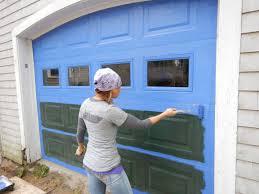 painting garage doorHow to Paint a Garage Door in 7 Simple Steps